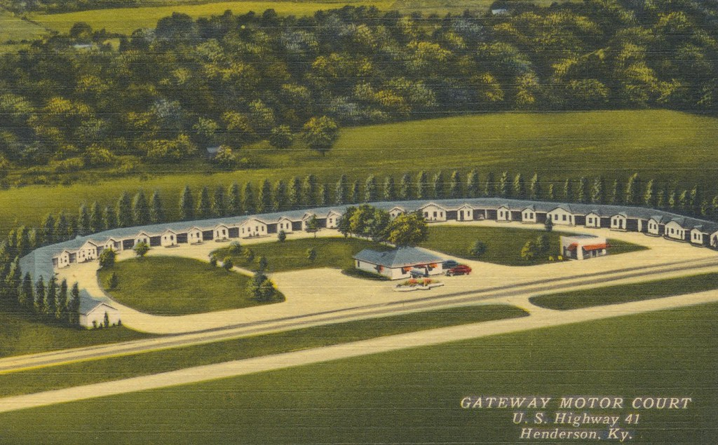 Gateway Motor Court - Henderson, Kentucky