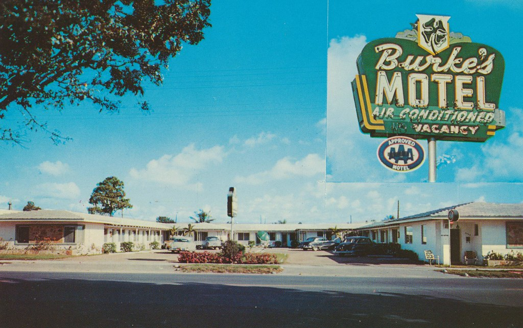 Burke's Motel - Miami, Florida