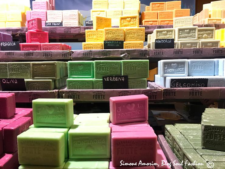 E a região da minha amada Provence também está representada com esses sabonetes hiper perfumados.