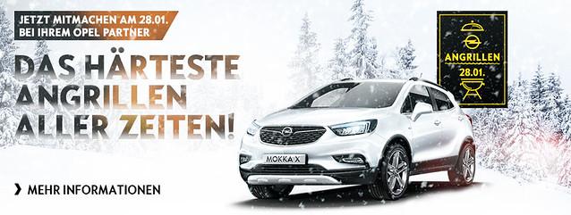 Opel Angrillen