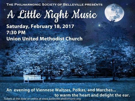 Belleville Philharmonic 2-18-17