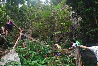 Coron - Kayangan Lake trek