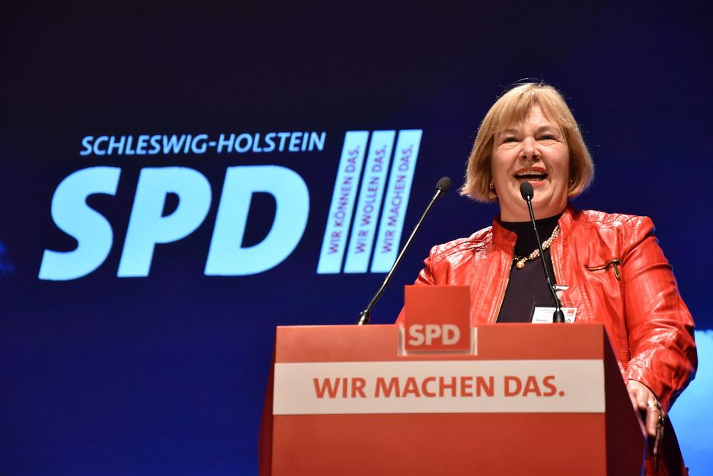 Bettina Hagedorn bettina hagedorn spd schleswig holstein flickr
