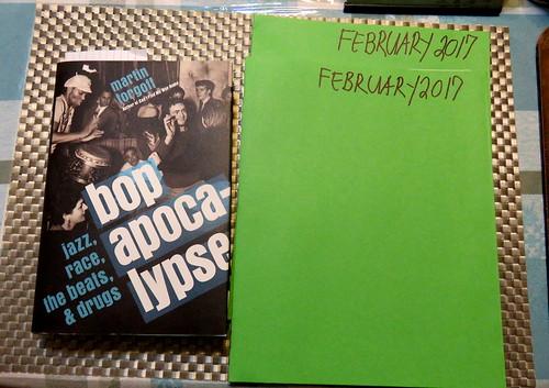 February 2017 Diary