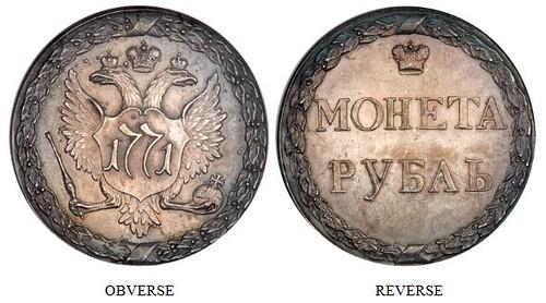 Pugachev Ruble