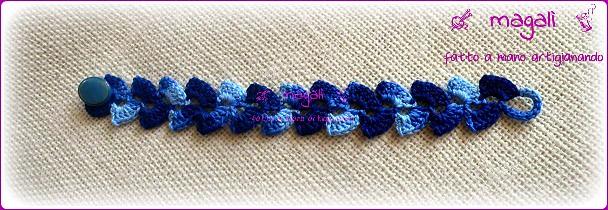 braccialetti colorati