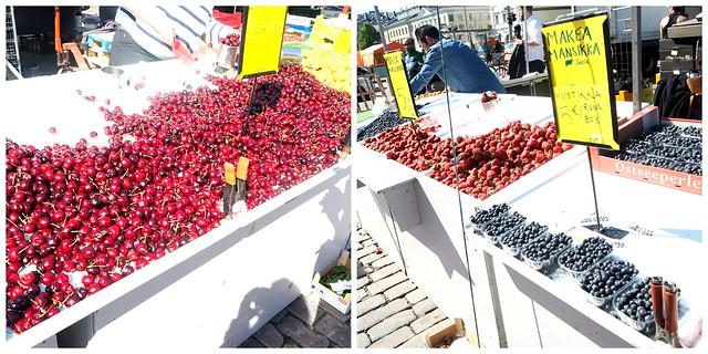 kauppatorikesäpic2, kauppatori, helsinki, tori, marjat, kirsikat, mustikat, mansikat, myydä, kesä , helsinki,