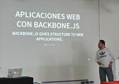 Aplicaciones web con Backbone