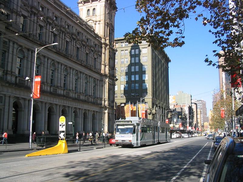 Melbourne GPO, June 2005