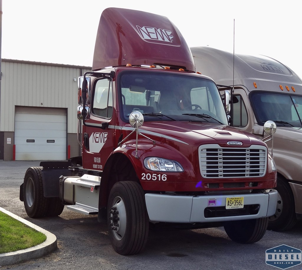 new england motor freight