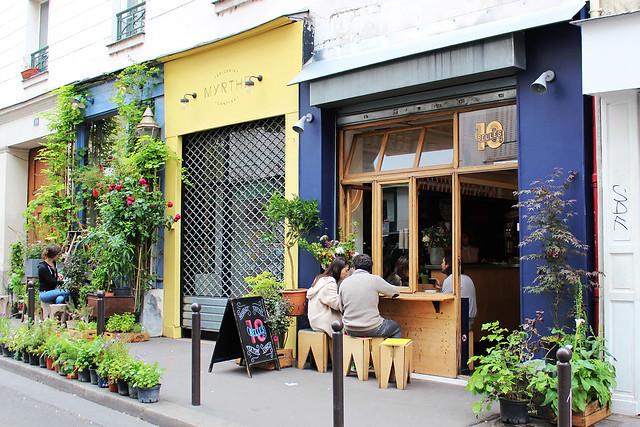 2 Tage Paris: Teil 1