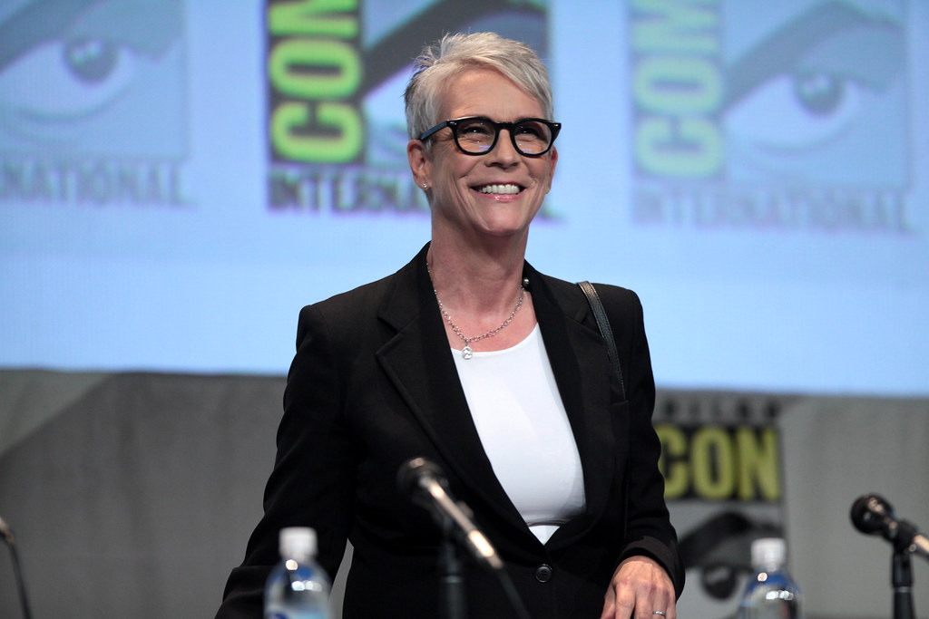Jamie Lee Curtis - Women's Day 2016