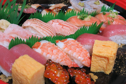 銀のさら  宅配寿司