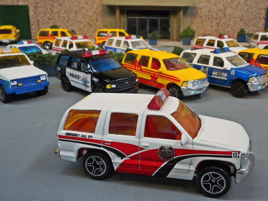 Tahoe 97 chevy tahoe : 97 Chevy Tahoe Fire Chief 12 | 1:67 Matchbox 1997 Chevy Tah… | Flickr