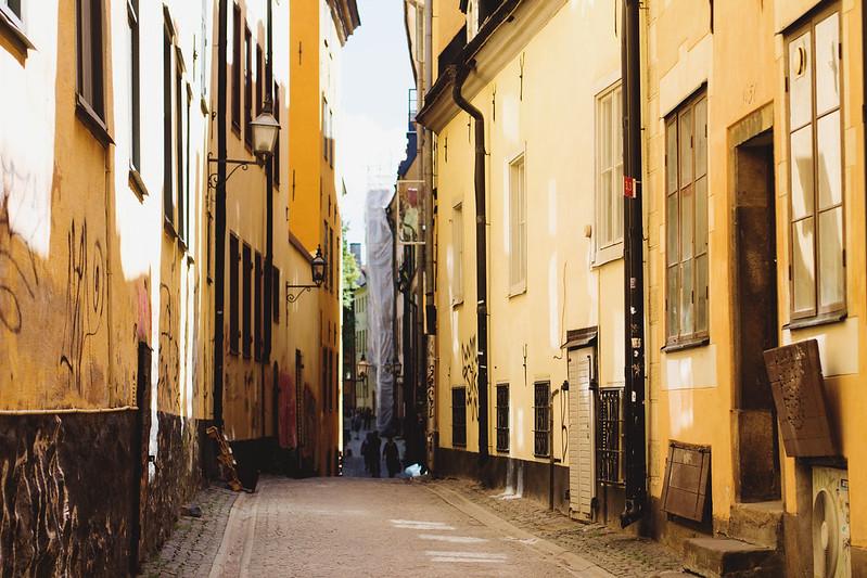 stockholm july -16