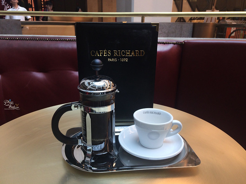 cafes richard french press