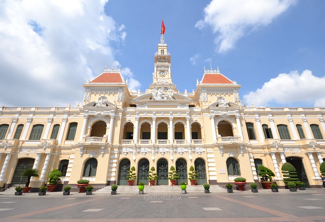 diy saigon city tour ho chi minh city hall