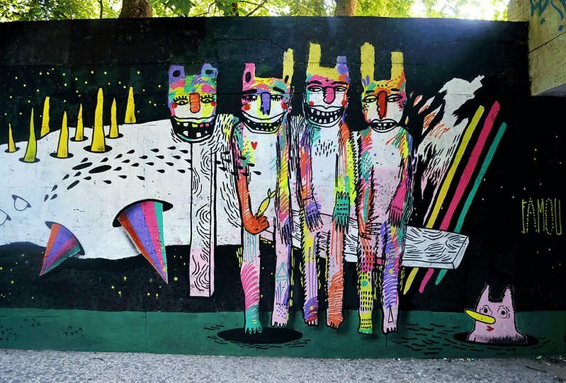 MOUSE varna bulgaria graffiti