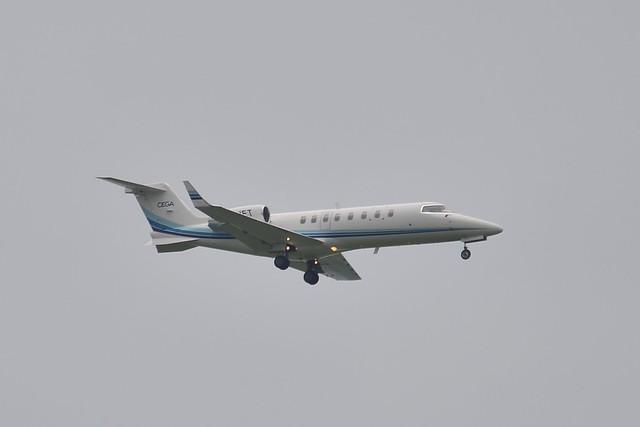 G-XJET Learjet 45