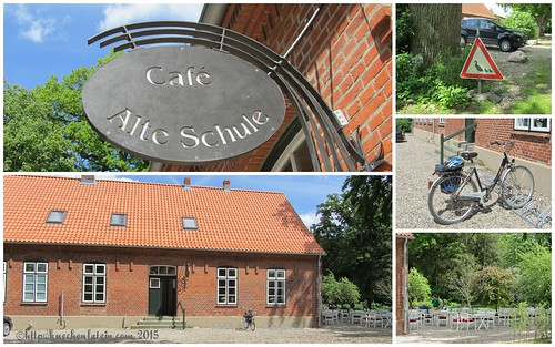 ©Café Alte Schule in Tüttendorf Collage