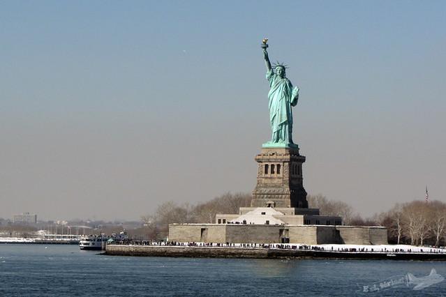 Estátua da Liberdade Nova Iorque