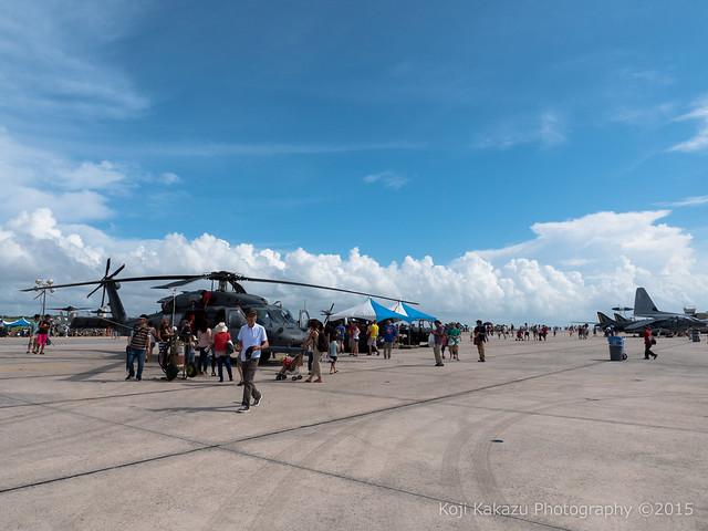 Kadena Air Base - AmericaFest 2014-56