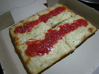 Classic Cheese Pizza from Via 313