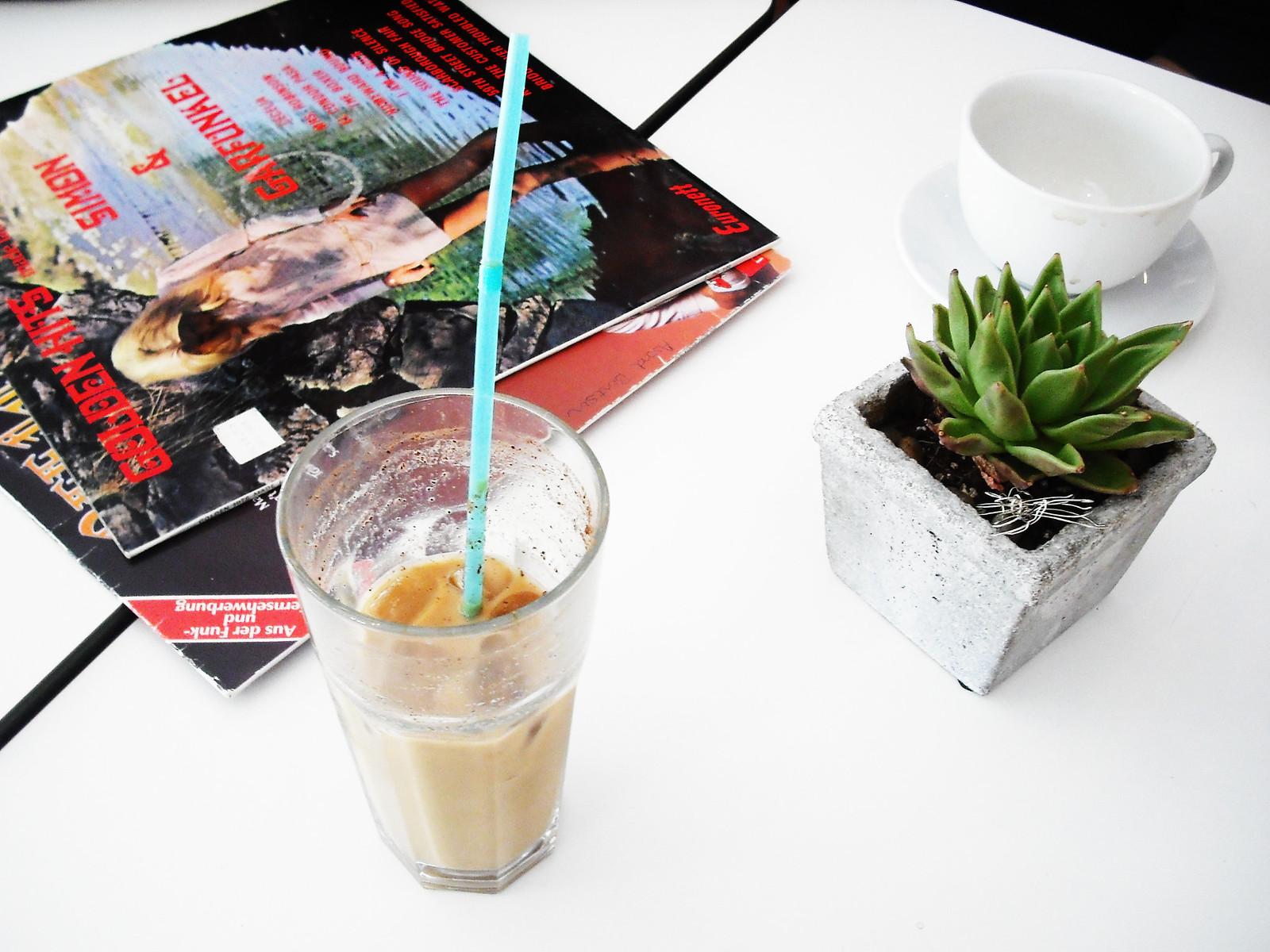 Tropisk iskaffe