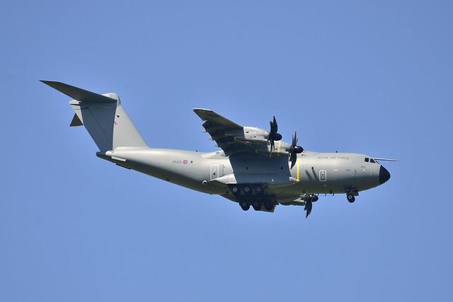 ZM402 Atlas C.1 (Ascot 406)