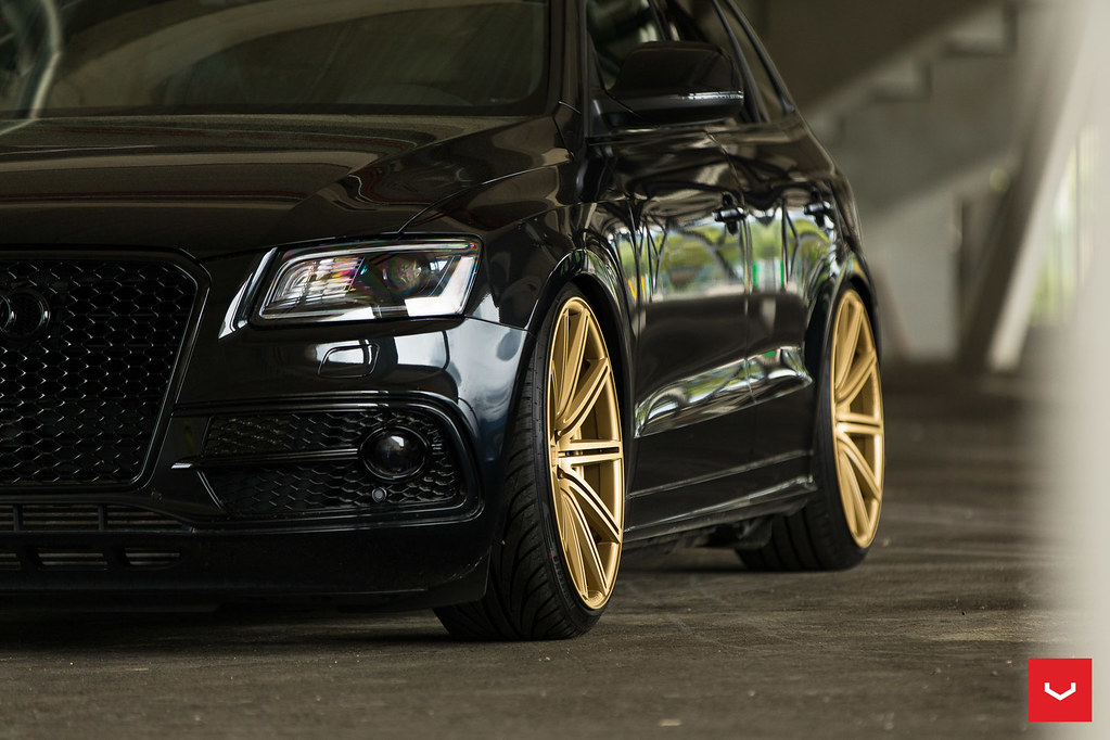 Audi Sq5 Vossen Cv4 Wheels 169 Vossen Wheels 2015 1013