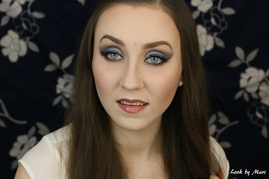 1 blue eye makeup ideas tutorial makeup look