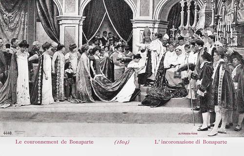Le Couronnement de Bonaparte (1804)