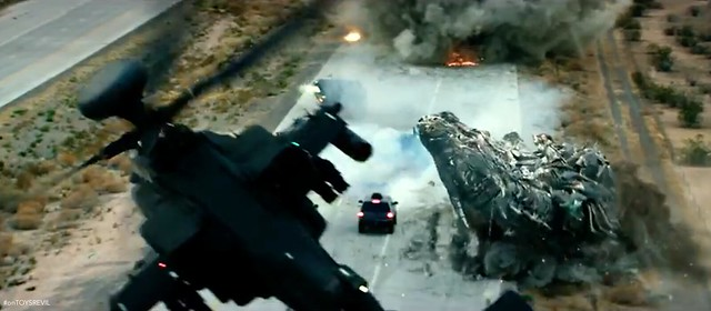 Transformers The Last Knight - Super Bowl Spot Teaser 4