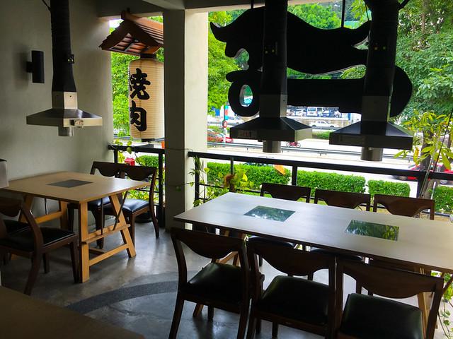 Gyutaro Yakiniku Restaurant 3rd Mile Restaurant Smoking
