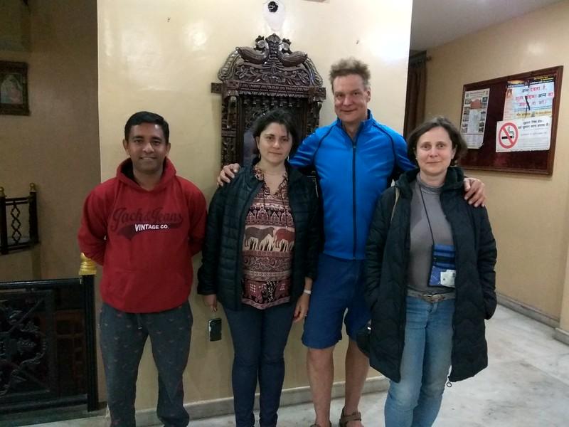 Индия, путешествие