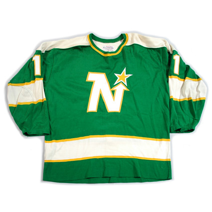 Minnesota North Stars 1974-75 F jersey
