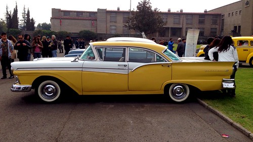 Ford Fairlane 500 1957 - Santiago, Chile