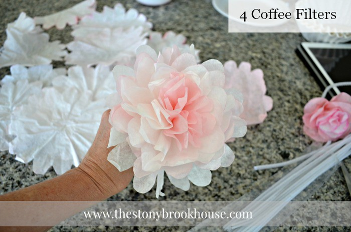 4 Coffee Filters