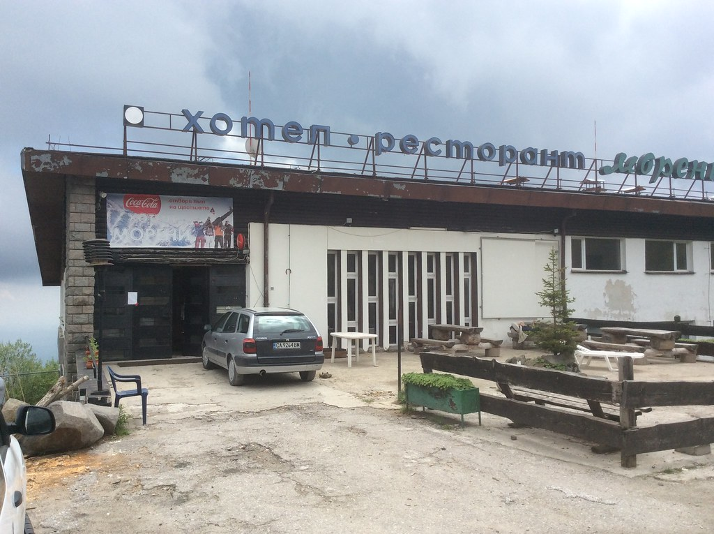 Mount Vitosha Bulgaria