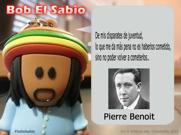 Bob El Sabio. La juventud