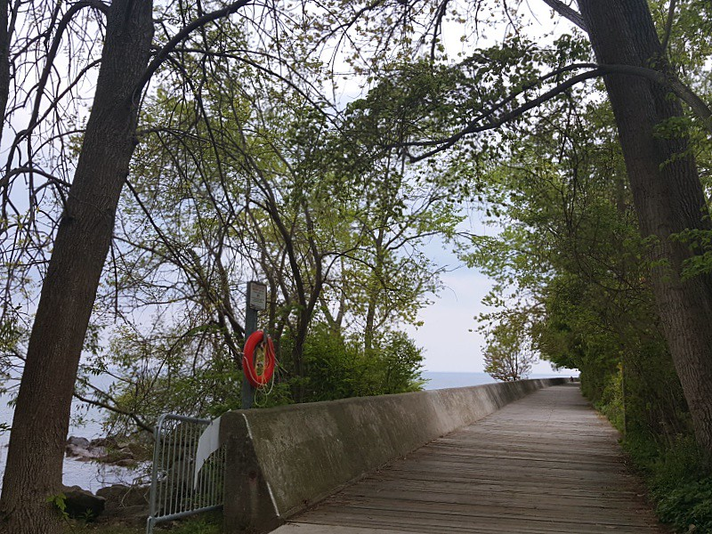 Wards Island Toronto