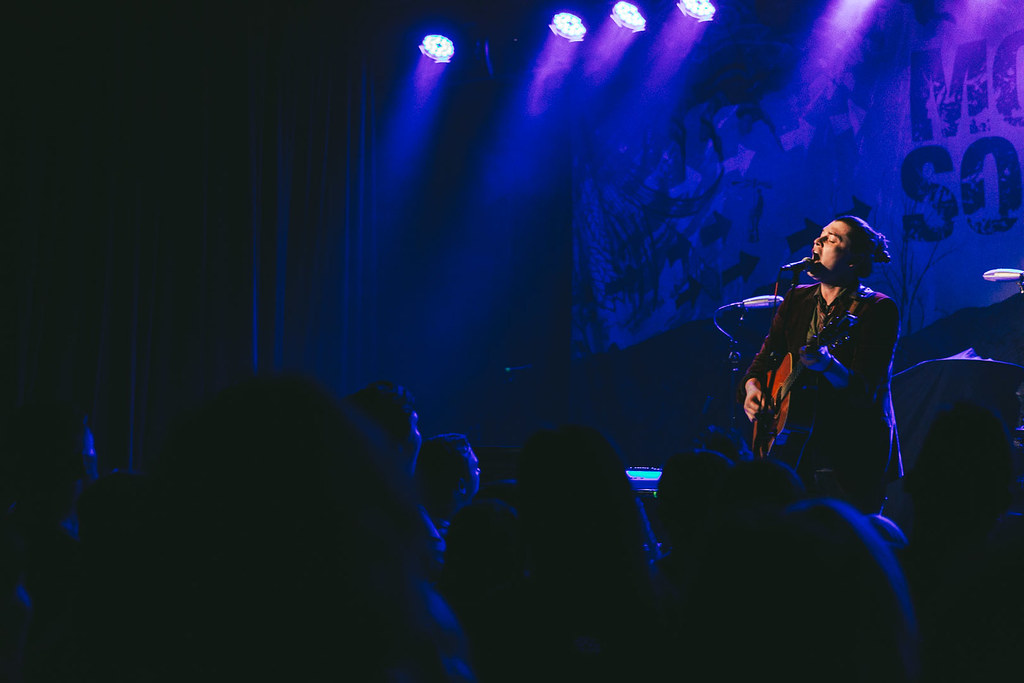 William Beckett at The Waiting Room | June 25, 2015