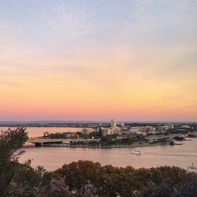 Perth Sunset