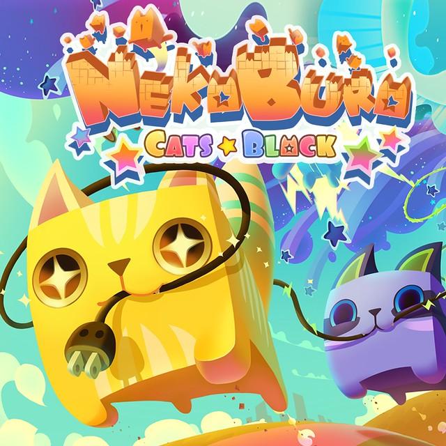 NekoBuro Cats Block