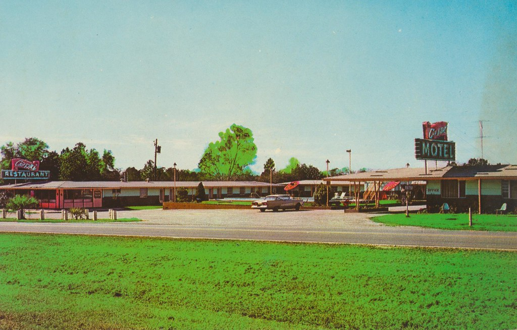 Capri Motel and Restaurant - Monticello, Florida