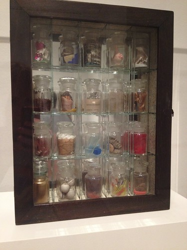 Joseph Cornell 'Pharmacy' 1943 at the Royal Academy of Arts | by fionalongart