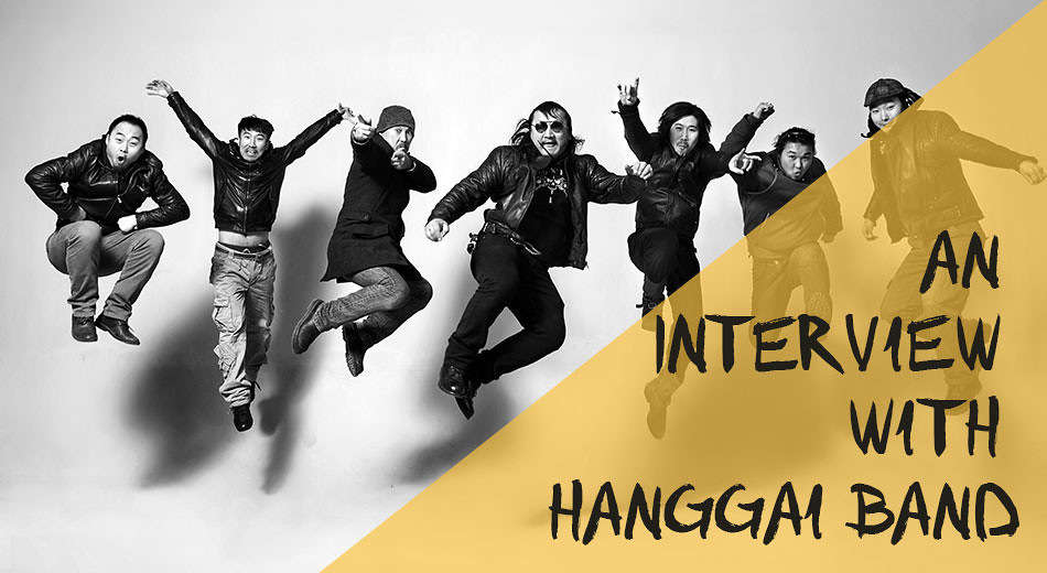 An Interview with Hanggai Band
