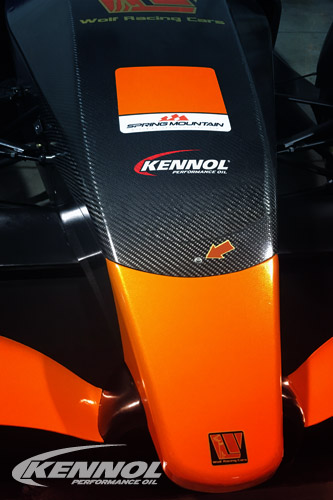 KENNOL in first filling and Official Recommendation for the famous Italian prototypes manufacturer.