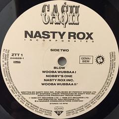 NASTY ROX INC:CA$H(LABEL SIDE-B)