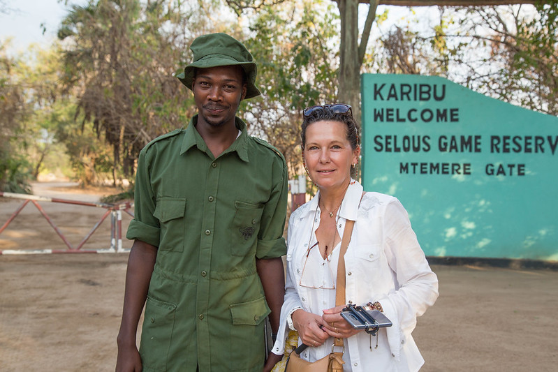 Selous National Park - Tanzania